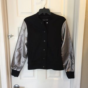 Forever 21 Snap Button Jacket